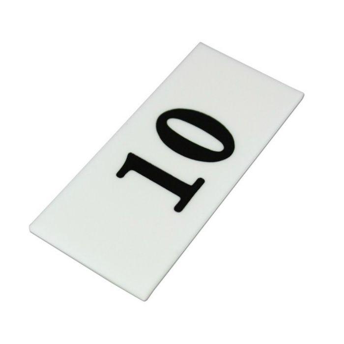 UP370A-10 サインプレート 番号