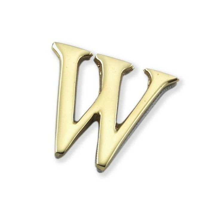 LB38-W BRASS LETTERS(真鍮文字)
