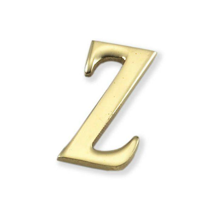 LB38-Z BRASS LETTERS(真鍮文字)