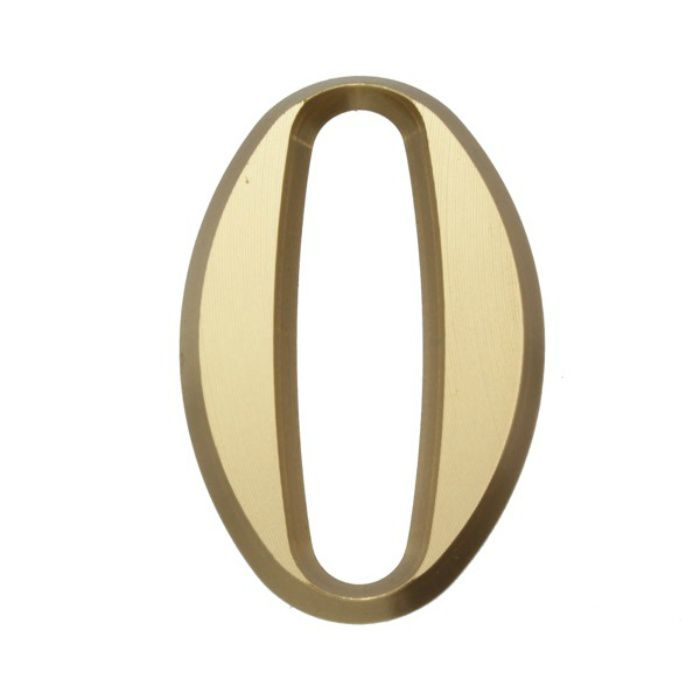 NUM43-0 BRASS LETTERS(真鍮文字)