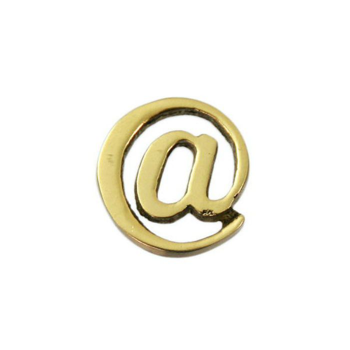 QL20-14 BRASS LETTERS(真鍮文字)