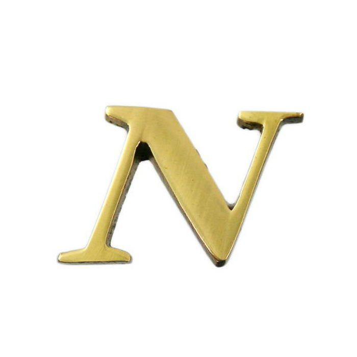 QL20-N BRASS LETTERS(真鍮文字)