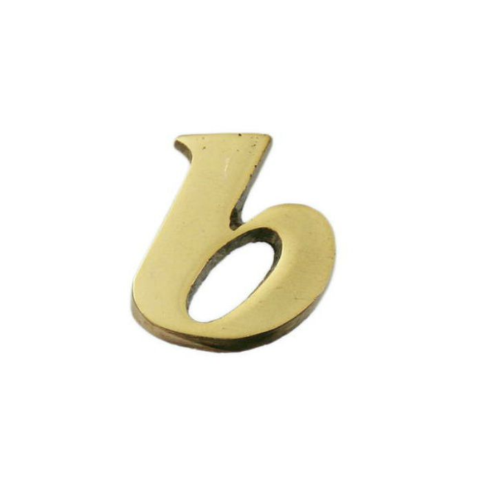 QS20-B BRASS LETTERS(真鍮文字)