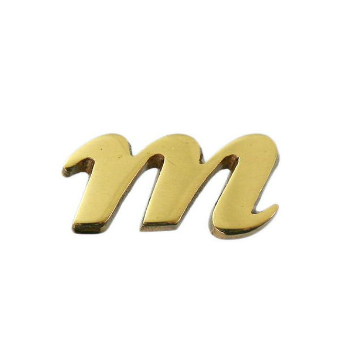 QS20-M BRASS LETTERS(真鍮文字)