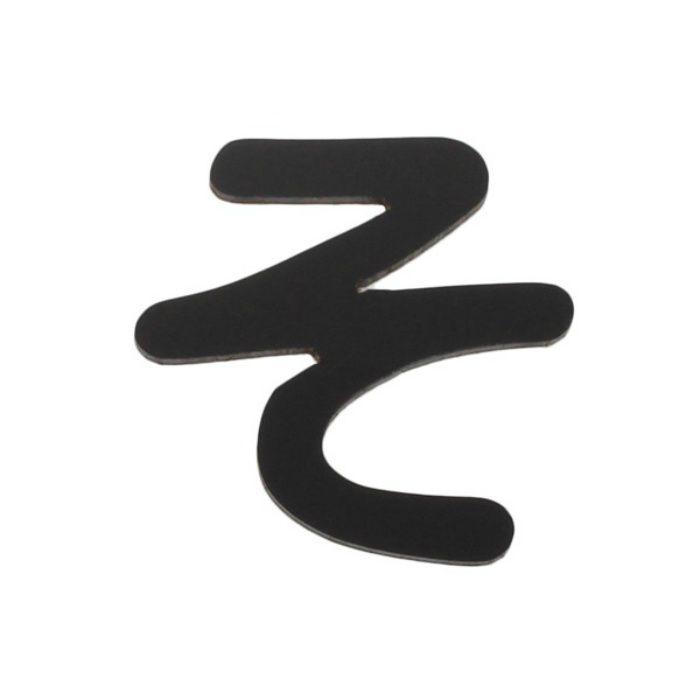 AB25B-ソ アクリル切文字 黒
