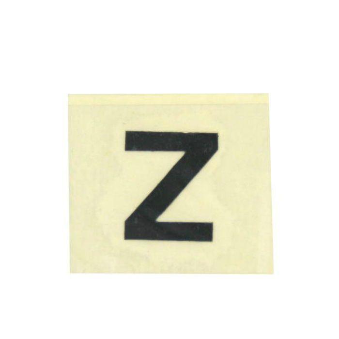CL15B-Z キャリエーター(カットシート文字) 黒 天地15mm