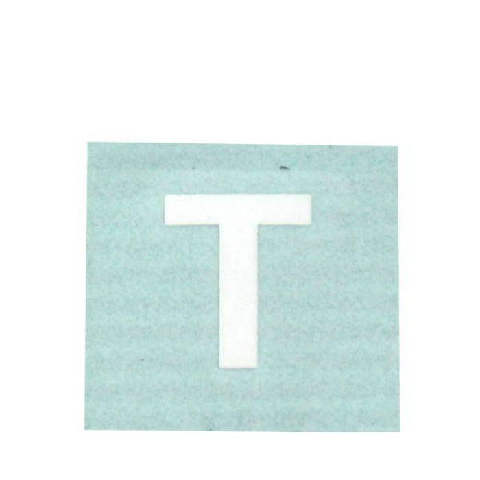CL15W-T キャリエーター(カットシート文字) 白 天地15mm