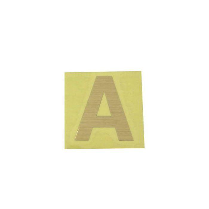 CL30G-A キャリエーター(カットシート文字) ゴールド