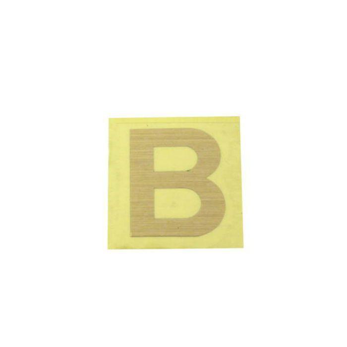 CL30G-B キャリエーター(カットシート文字) ゴールド