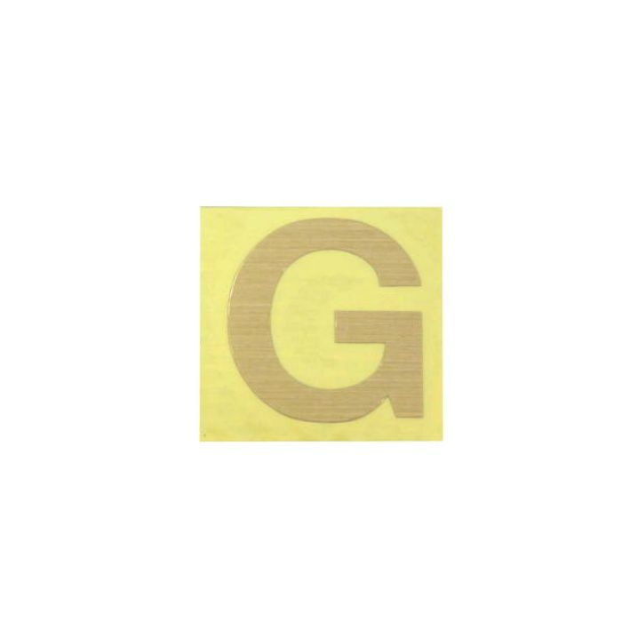 CL30G-G キャリエーター(カットシート文字) ゴールド