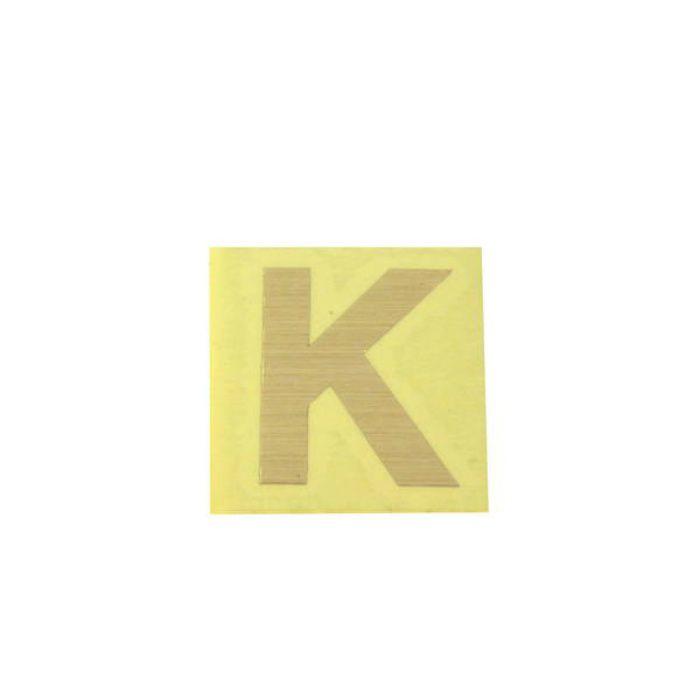 CL30G-K キャリエーター(カットシート文字) ゴールド