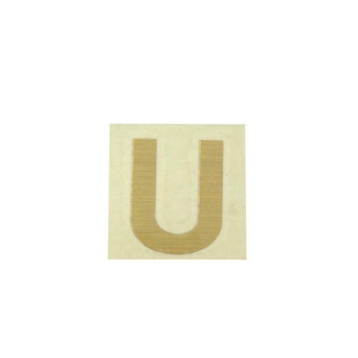 CL30G-U キャリエーター(カットシート文字) ゴールド