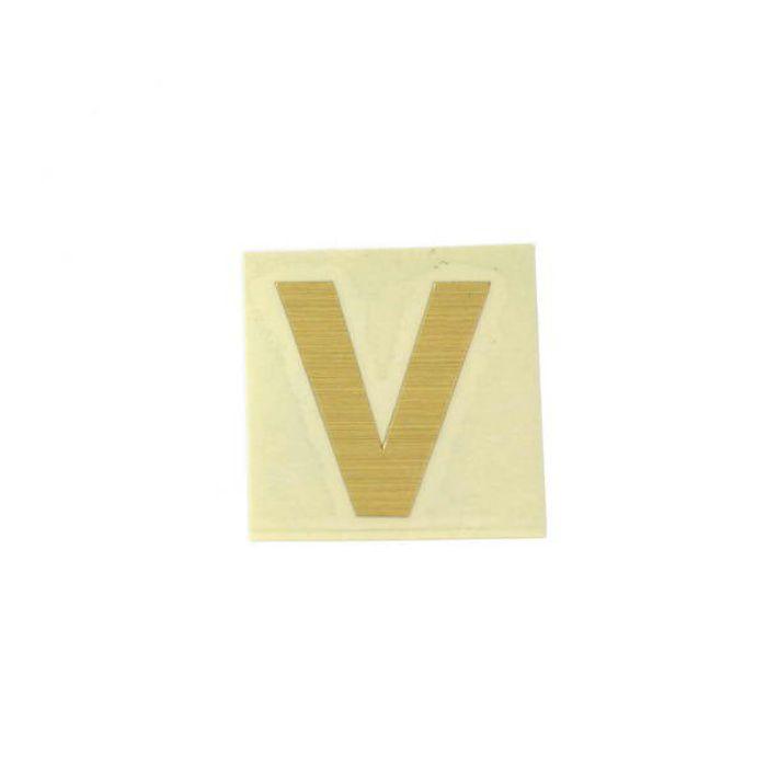CL30G-V キャリエーター(カットシート文字) ゴールド