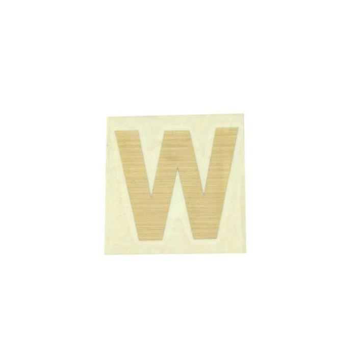 CL30G-W キャリエーター(カットシート文字) ゴールド
