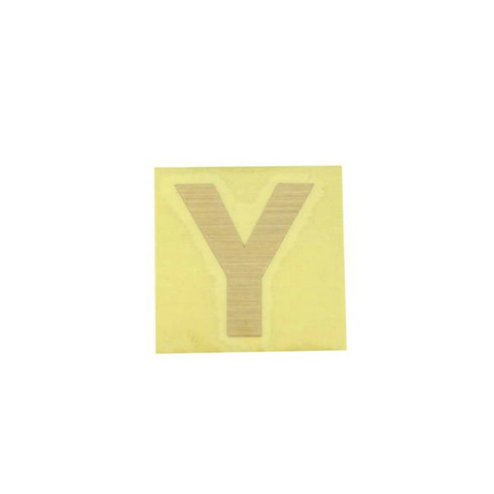 CL30G-Y キャリエーター(カットシート文字) ゴールド