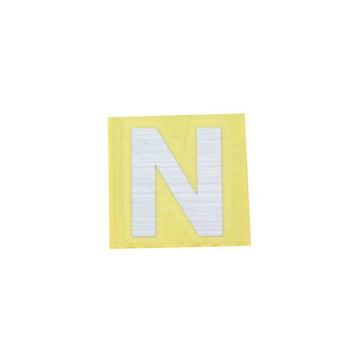 CL30S-N キャリエーター(カットシート文字) シルバー