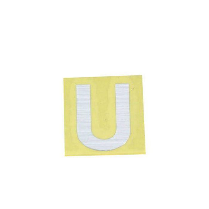 CL30S-U キャリエーター(カットシート文字) シルバー
