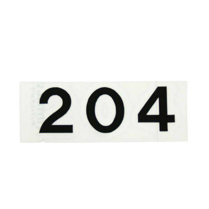 CL176-204 キャリエーター(カットシート文字・部屋番号)