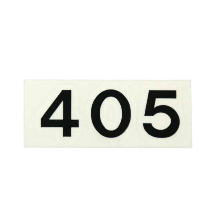 CL176-405 キャリエーター(カットシート文字・部屋番号)