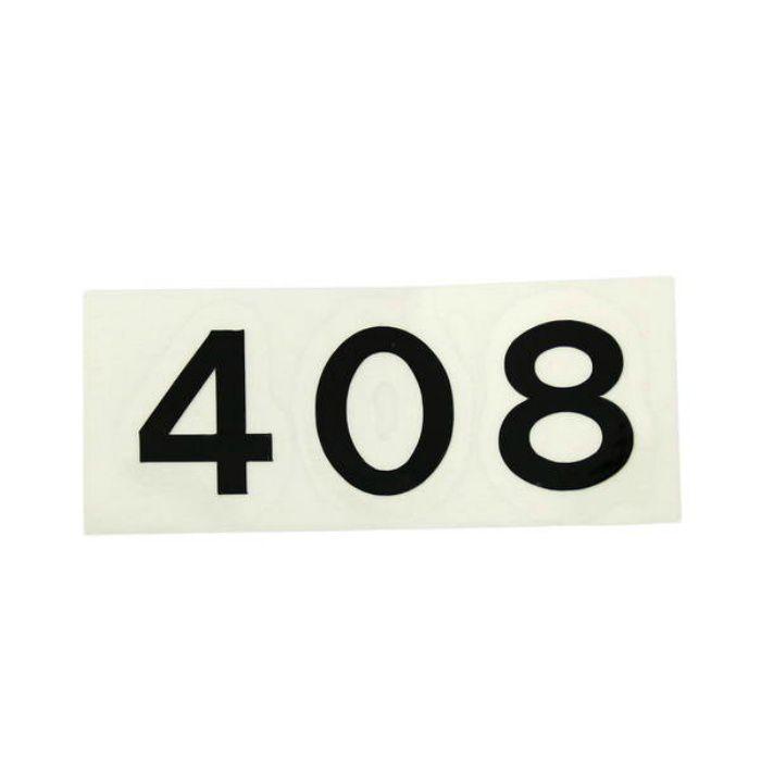 CL176-408 キャリエーター(カットシート文字・部屋番号)