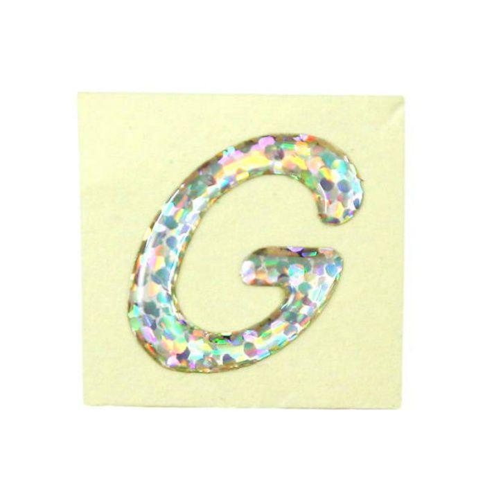 FM20-G クリスタルメタル文字 ホログラム文字