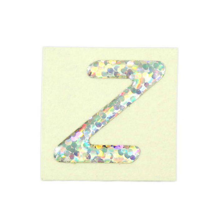 FM20-Z クリスタルメタル文字 ホログラム文字