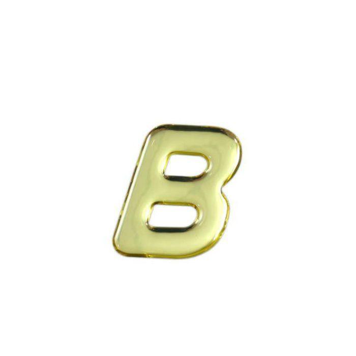 GM35-B クリスタルメタル文字 メタリック文字 ゴールド 天地35mm