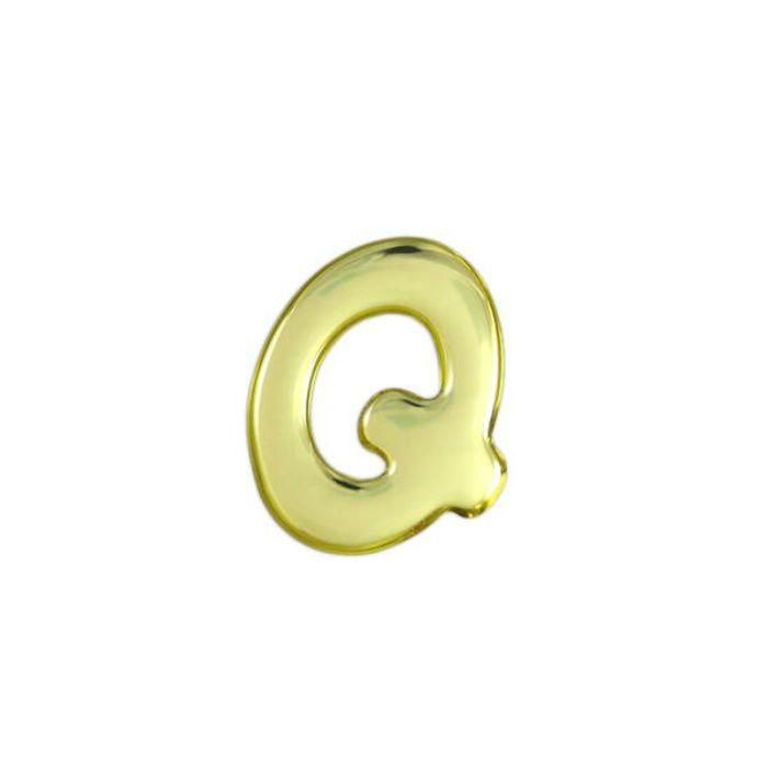 GM35-Q クリスタルメタル文字 メタリック文字 ゴールド 天地35mm