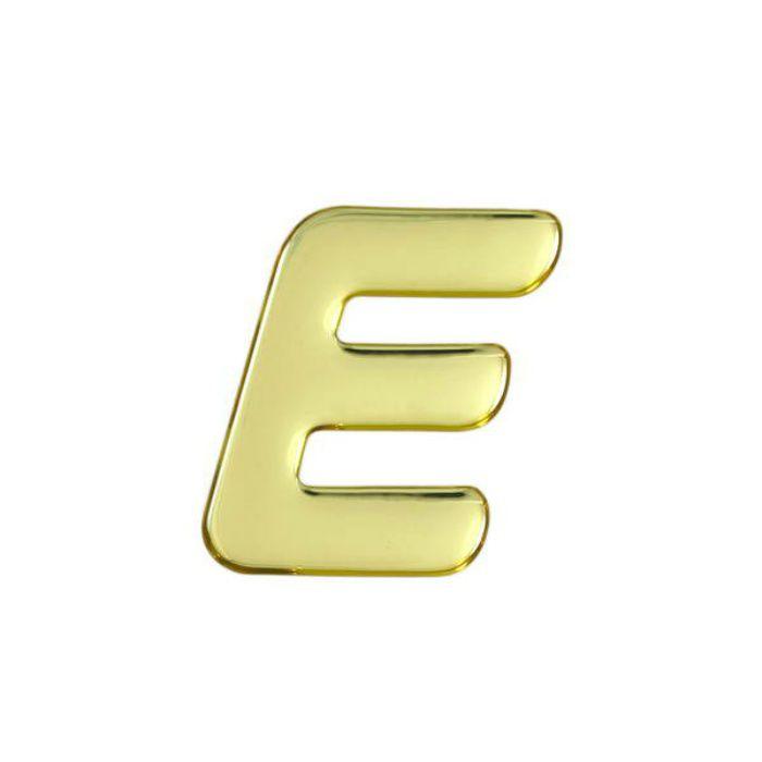 GM60-E クリスタルメタル文字 メタリック文字 ゴールド 天地60mm