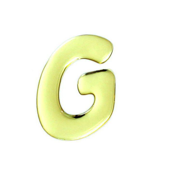 GM60-G クリスタルメタル文字 メタリック文字 ゴールド 天地60mm