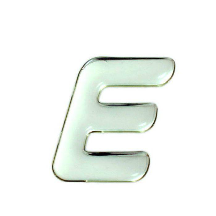 SM60-E クリスタルメタル文字 メタリック文字 シルバー 天地60mm