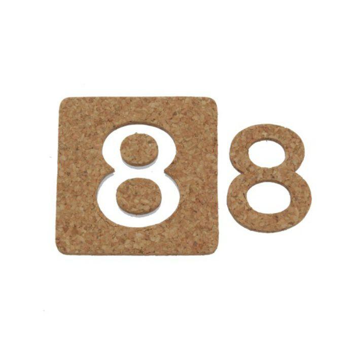 KB45-8 コルク抜き文字