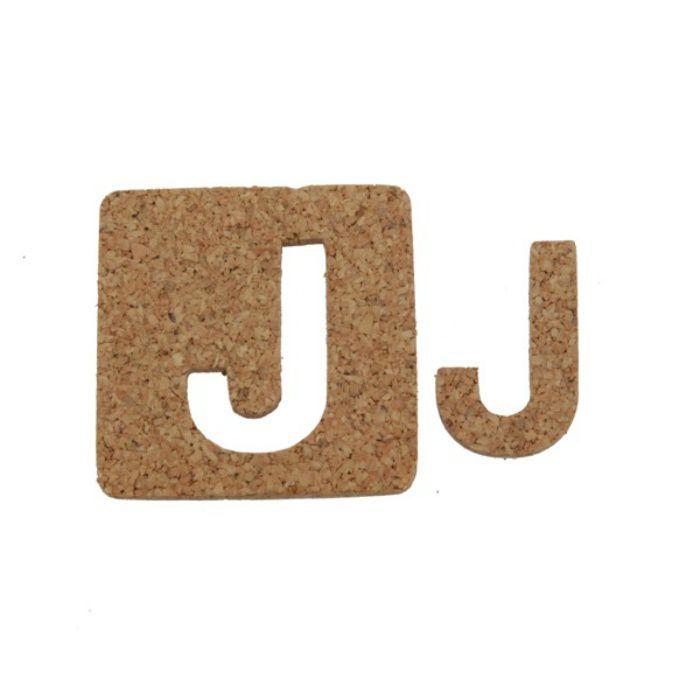 KB45-J コルク抜き文字