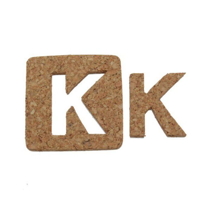 KB45-K コルク抜き文字