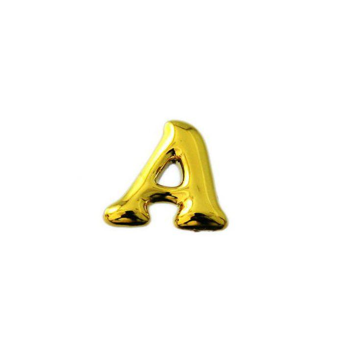 ABG15-A スピード文字 ゴールド文字 天地13~15mmX3mm