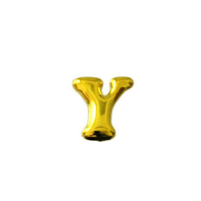 ABG15-Y スピード文字 ゴールド文字 天地13~15mmX3mm