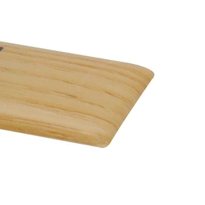 BJ25-19 クリスタルサイン テーブルナンバー チーク