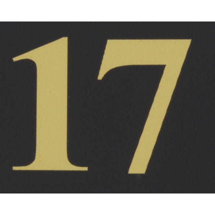 WL28-17 テーブルナンバー