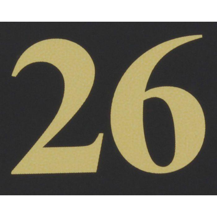 WL28-26 テーブルナンバー