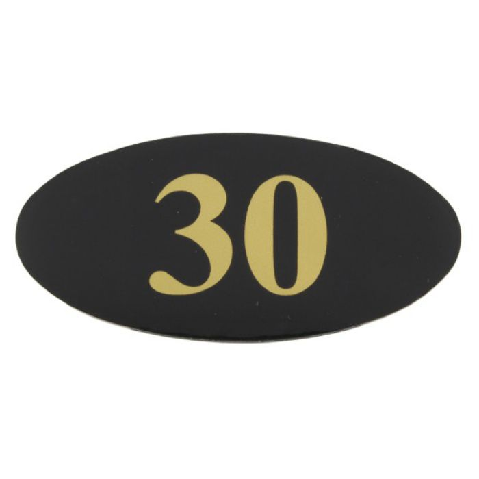 WL28-30 テーブルナンバー