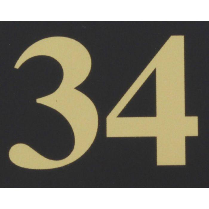 WL28-34 テーブルナンバー