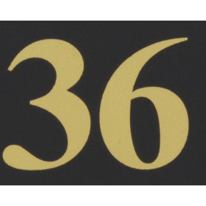 WL28-36 テーブルナンバー