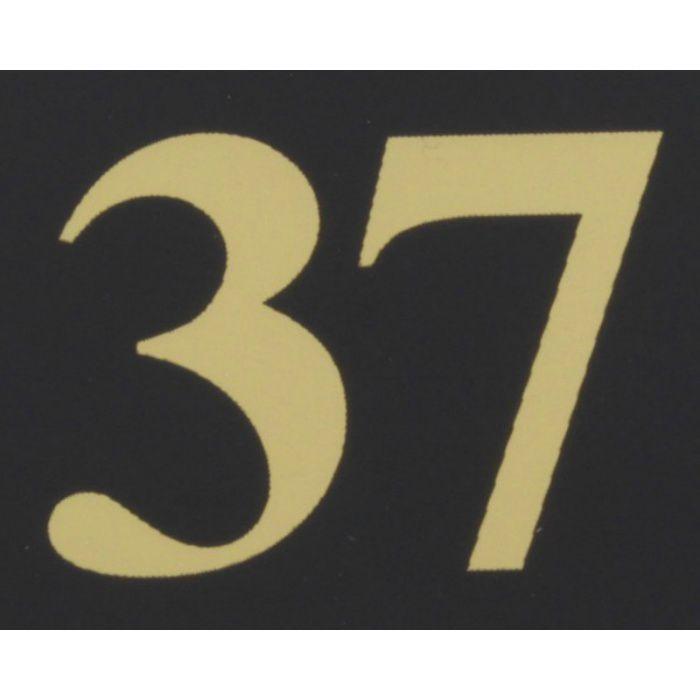 WL28-37 テーブルナンバー