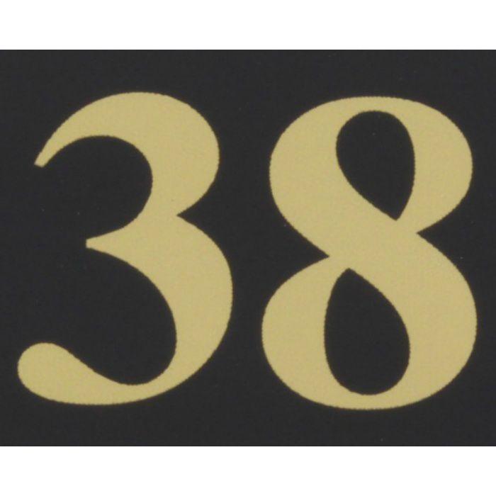 WL28-38 テーブルナンバー
