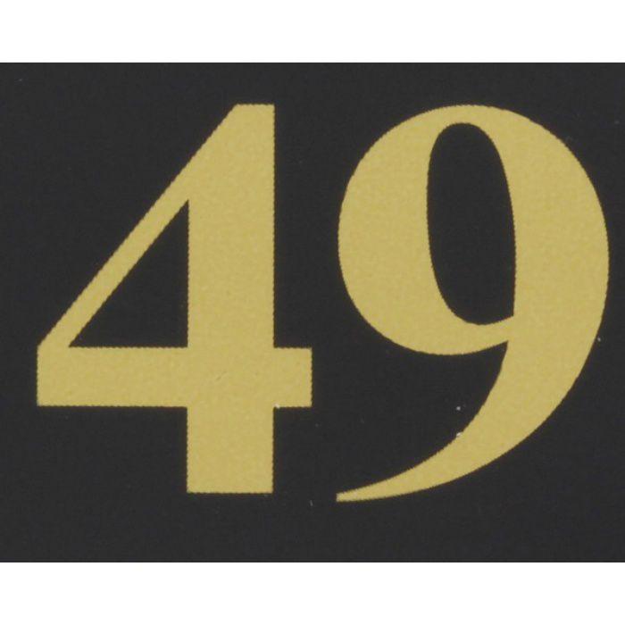 WL28-49 テーブルナンバー
