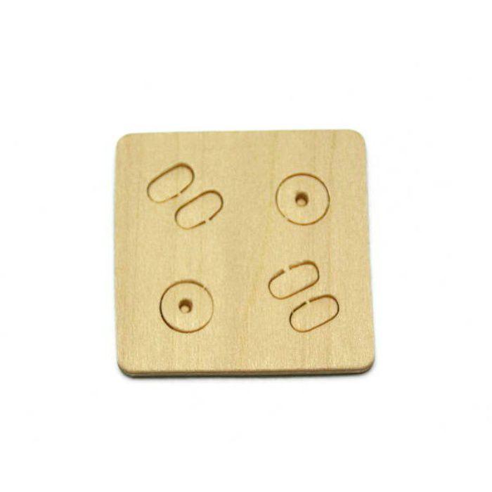 SB45-16 木製文字