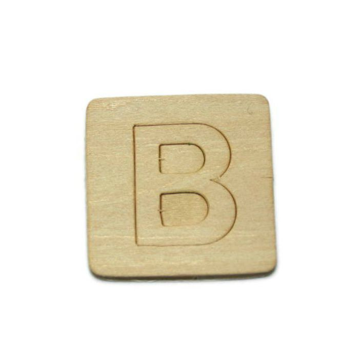 SB45-B 木製文字