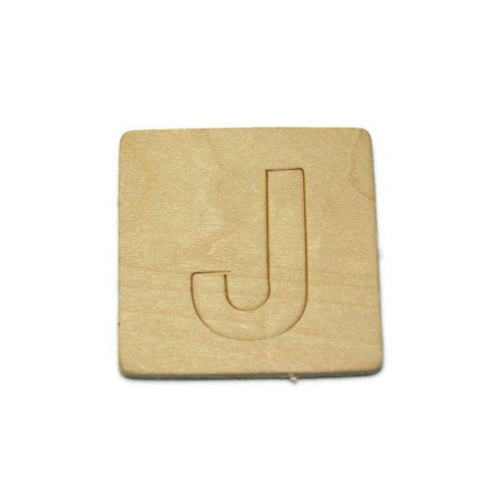 SB45-J 木製文字