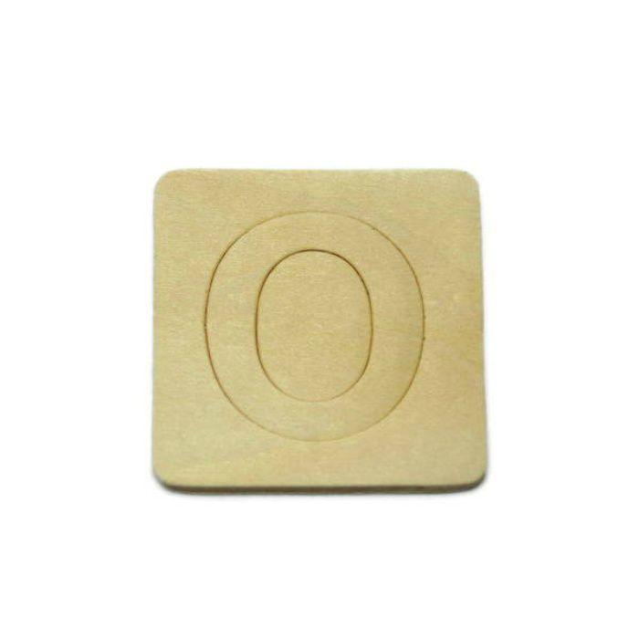 SB45-O 木製文字