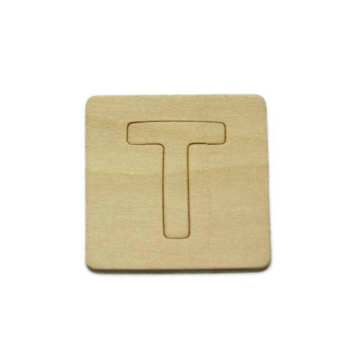 SB45-T 木製文字